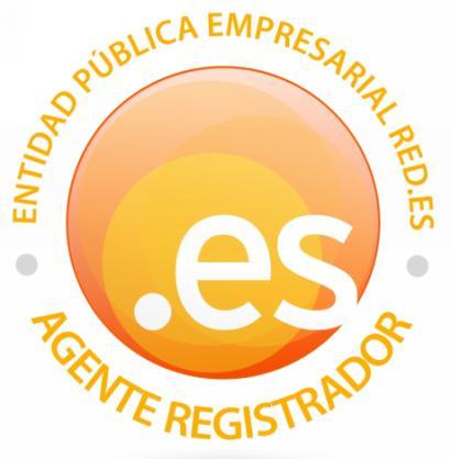 Dominios .es registry